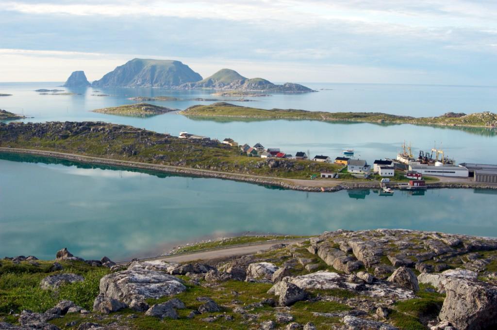Zomer op Magerøya