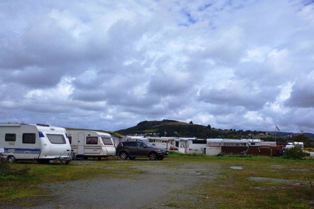 Camping bij Stavanger