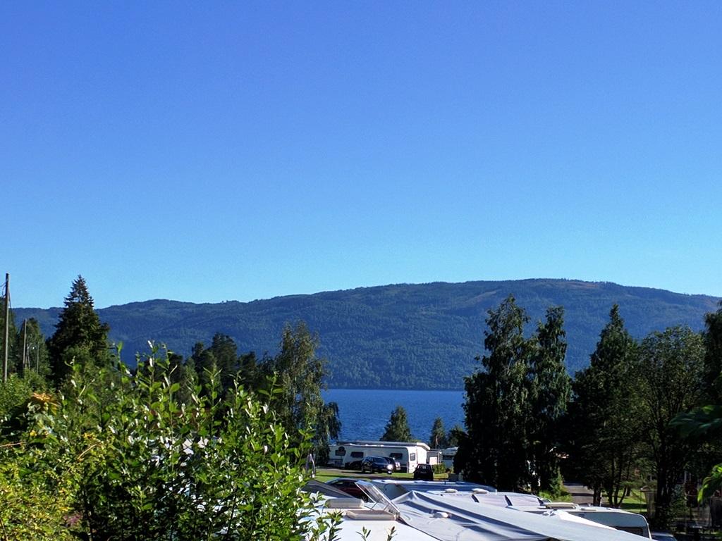 Camping Utvika bij Oslo