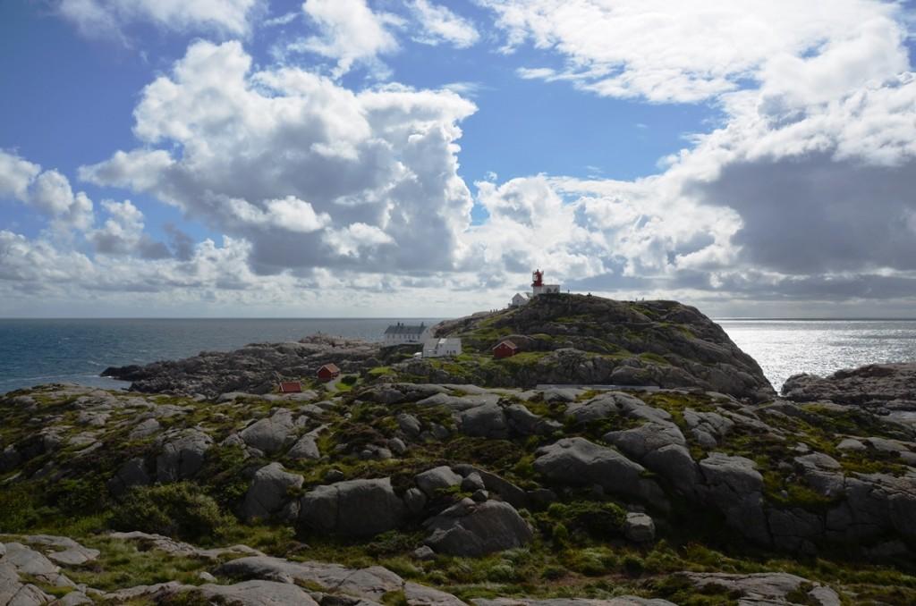 Lindesnes, de zuidkaap van Noorwegen
