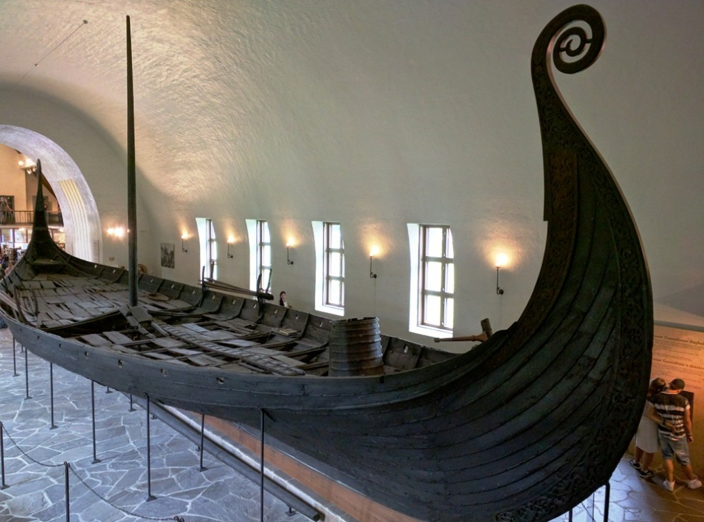 Vikingschipmuseum in Oslo