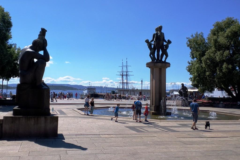 Kade in Oslo