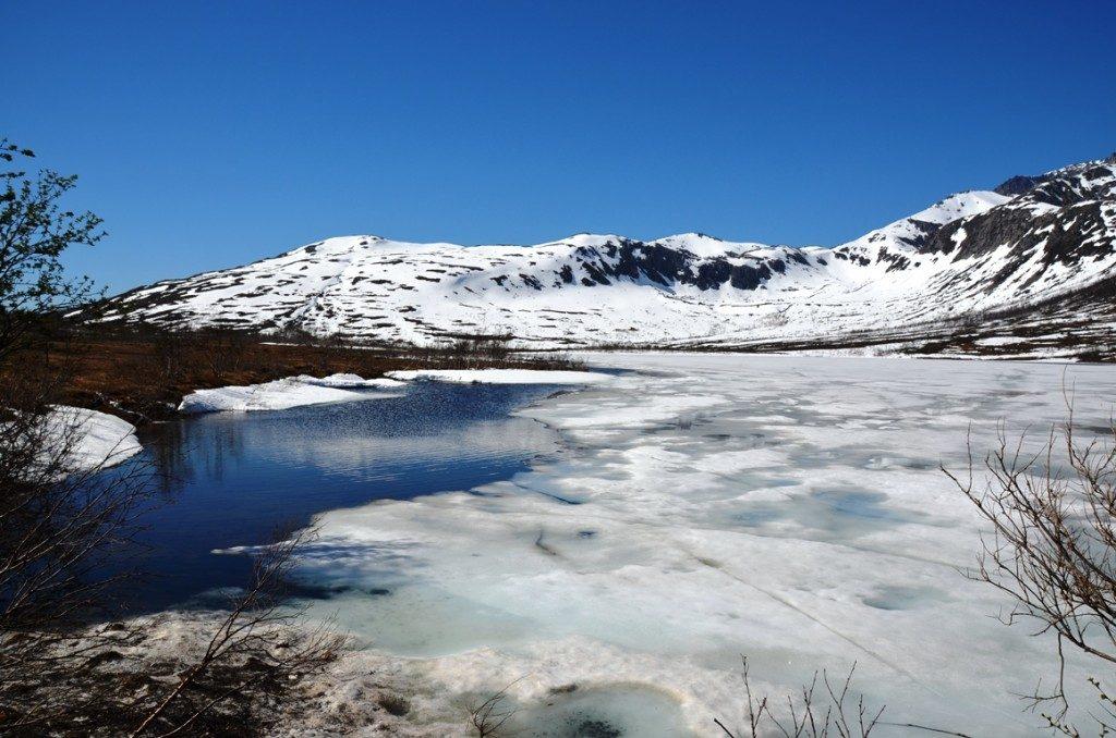 Dagrit vanuit Tromso