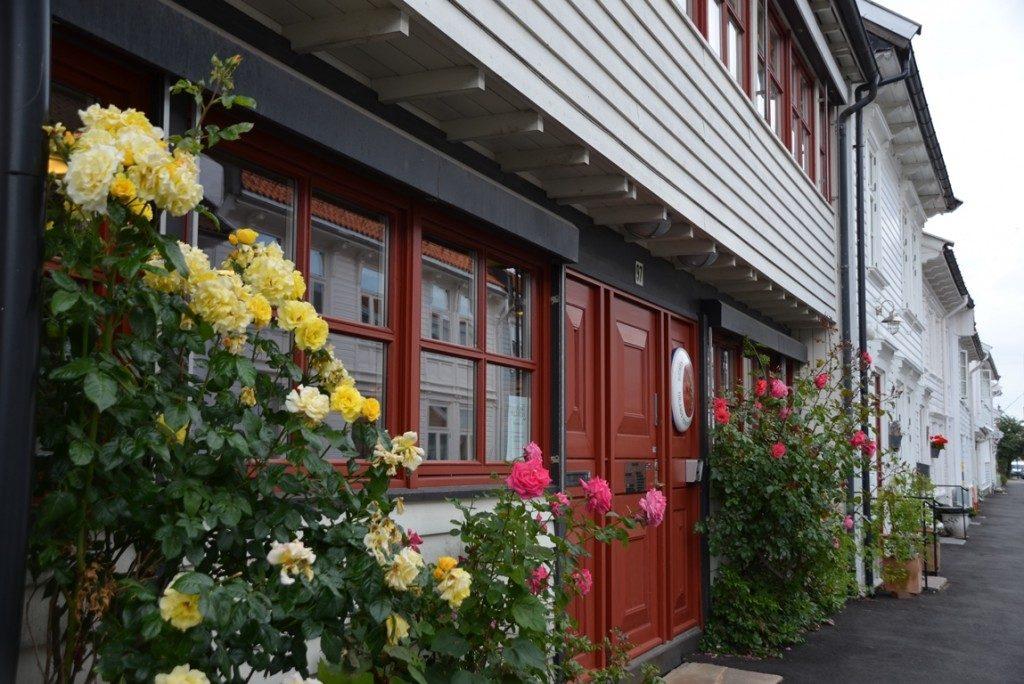 cruise Noorwegen: Kristiansand