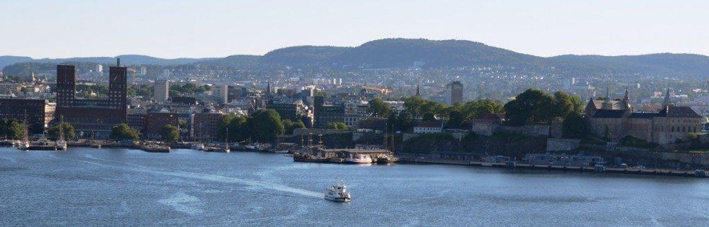 cruise Noorwegen: Oslo