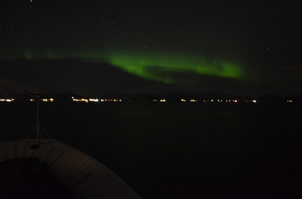 Noorderlicht Hurtigruten