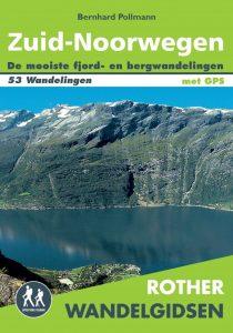 Rother wandelgids Zuid-Noorwegen