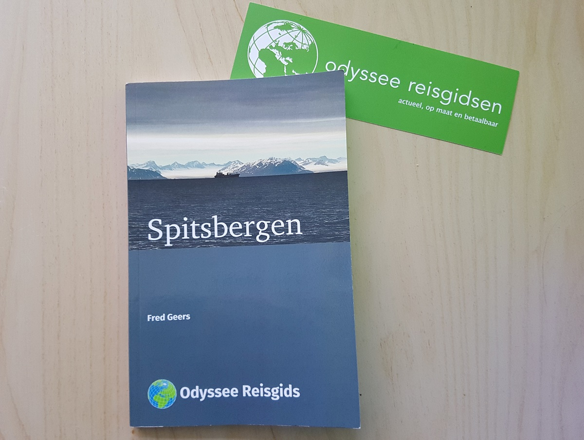reisgids spitsbergen
